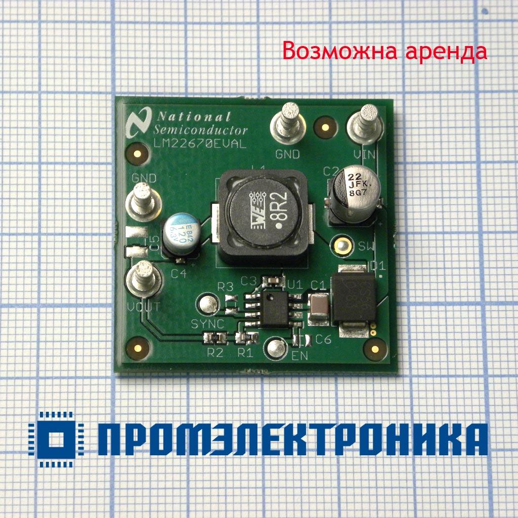 LM22670EVAL