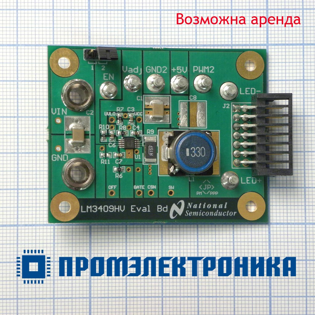 LM3409HVEVAL