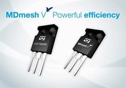 Мировой лидер по производству силовых MOSFET транзисторов компания STMicroelectronics представила новую линейку...