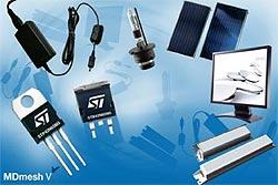 ...по большей части построена на полевых МОП (метал-оксид-полупроводник) транзисторах, как... транзисторов.