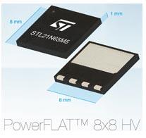 PowerFLAT 8x8 HV