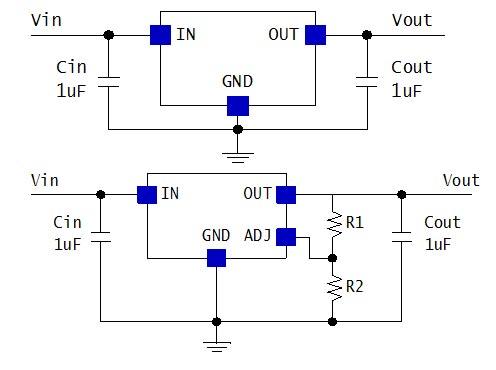 Стабилизатора тока 12 вольт