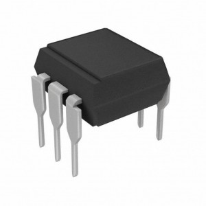 VO3063, OPTOISOLATOR 5.3KV TRIAC 6DIP