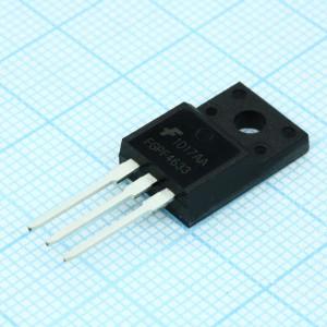 FGPF4633TU, Биполярный транзистор IGBT, 330 В, 70 А, 30 Вт ON Semiconductor купить оптом и в розницу