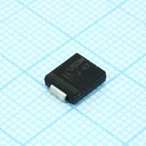 US3M, Диод импульсный 1000В 3А 75нс Diotec Semiconductor купить оптом и в розницу